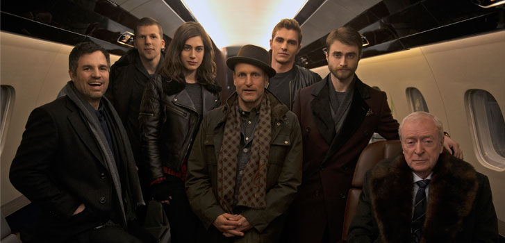 Daniel Radcliffe makes magic in trailer for Now You See Me 2