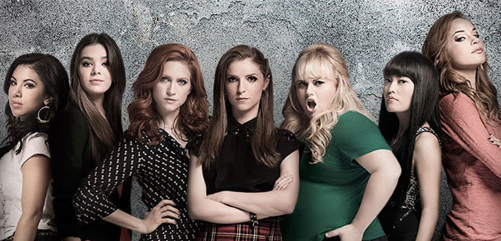 Pitch Perfect 2, cast, photo