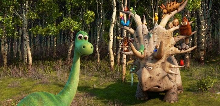 Raymond Ochoa, The GOod Dinosaur, Disney, Pixar, photo