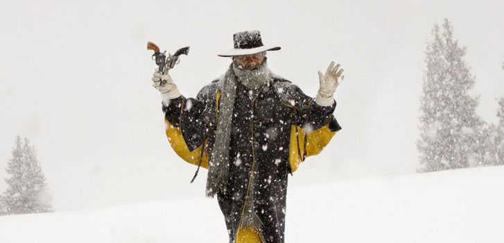 SAmuel L. Jackson, The Hateful Eight, photo