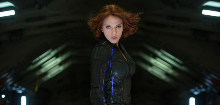 Scarlett Johansson, Avegners: Age of Ultron, top 10, photo