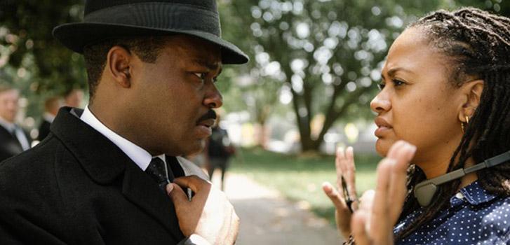 David Oyelowo, Ava DuVernay, Selma, photo