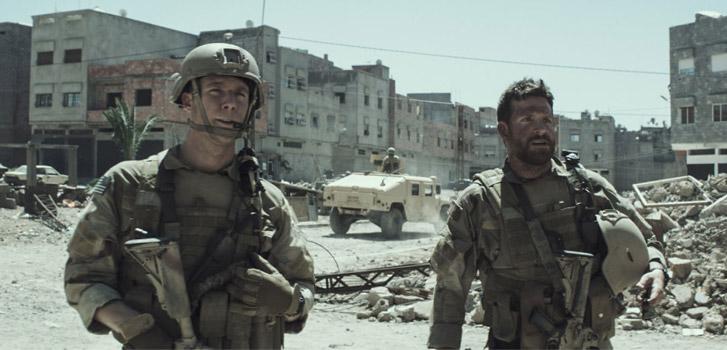 Bradley Cooper, American Sniper, photo