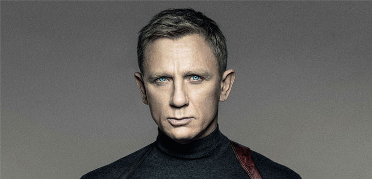 Daniel Craig, James Bond, SPECTRE, photo