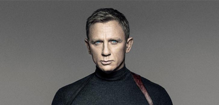 Daniel Craig, SPECTRE, photo