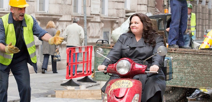 Melissa McCarthy, Spy, photo