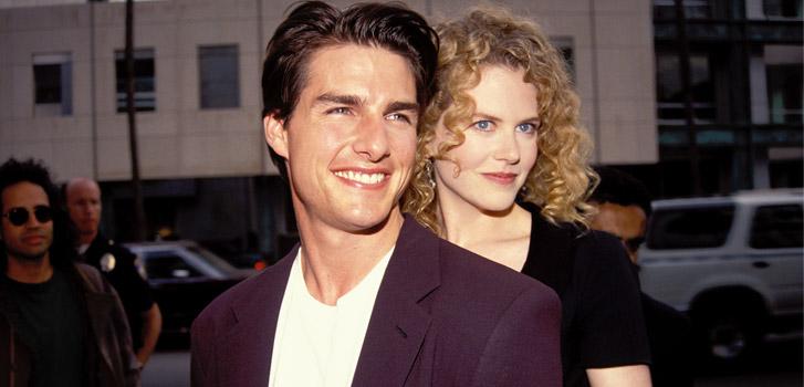 Tom Cruise, Nicole Kidman, photo