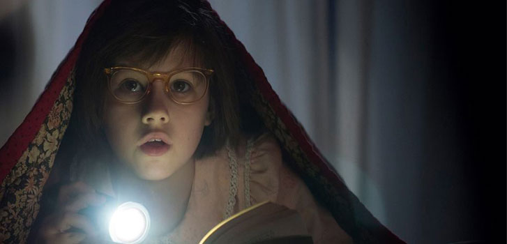 Ruby Barnhill, The BFG, teaser, photo