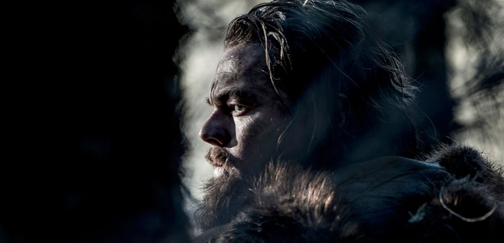 Leonardo DiCaprio, The Revenant, Oscars, photo