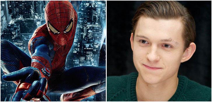 Tom Holland, Spider-Man, photo