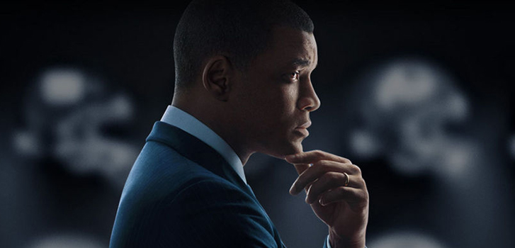 Will Smith, Concussion, photo