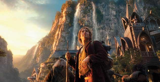 the hobbit, marting freeman, peter jackson