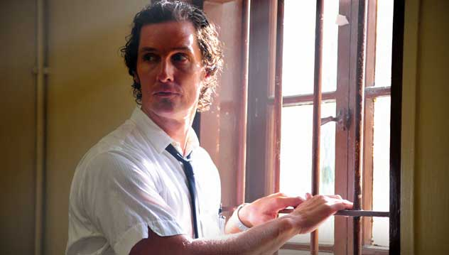 matthew mcconaughey, the paperboy