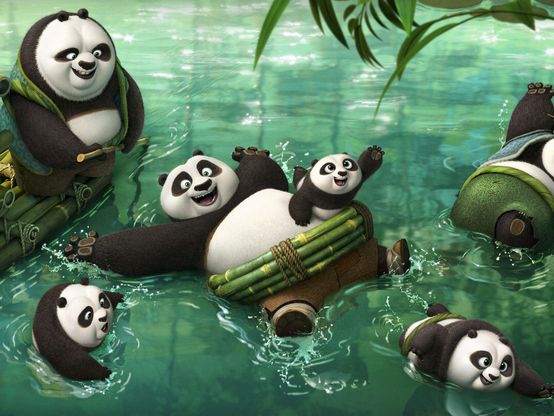Kung Fu Panda 3, photo, Jack Black