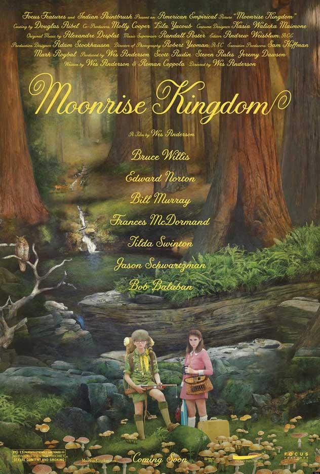 moonrise kingdom, wes anderson, bill murray