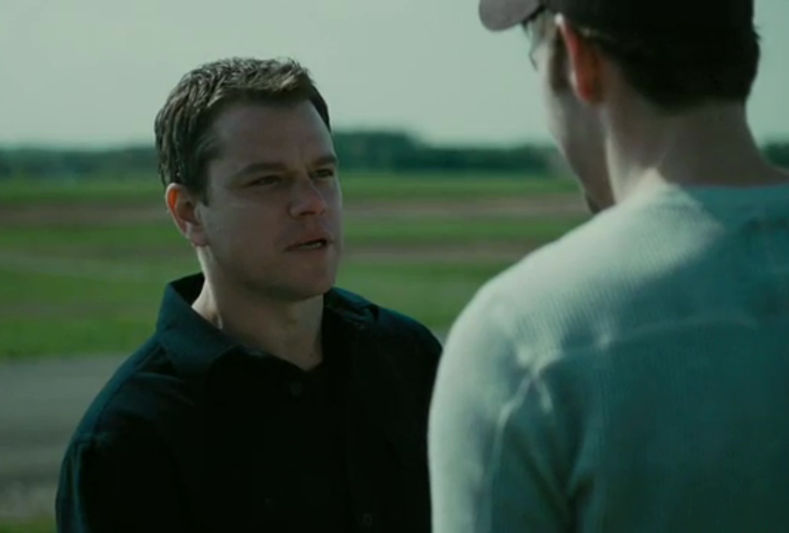 Matt Damon, John Krasinski try to find Promised Land in these clips