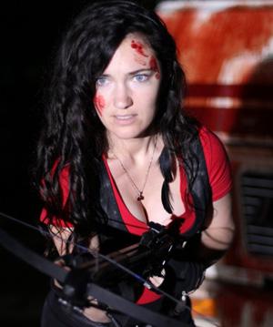 April Mullen, Dead Before Dawn 3D