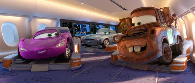 Cars 2 new image