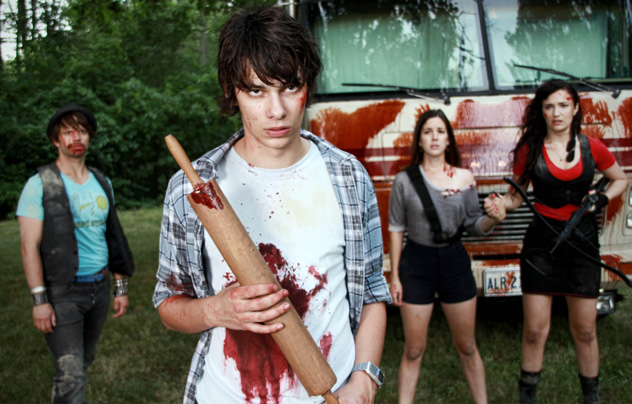 Dead before Dawn 3D, interview with April Mullen, photo