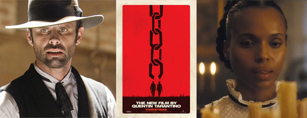 Django Unchained, Walton Goggins, Kerry Washington