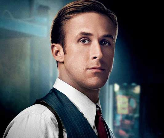 Gangster Squad posters offer sharp-dressed men, foxy Stone