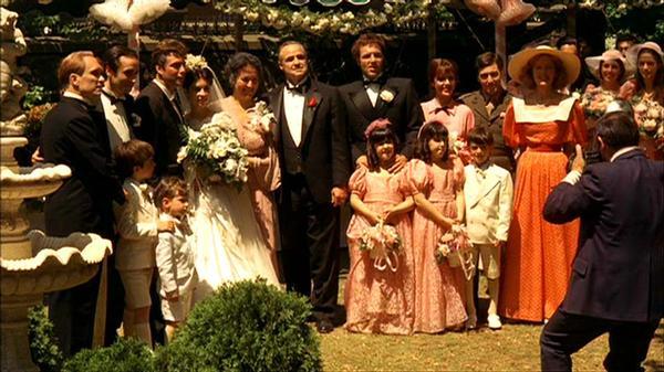 Cineplexcom Cineplex News POLL Vote For The Best Big Screen - Godfather Wedding Cake