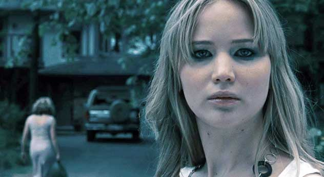 jennifer lawrence, the hunger games, house at the end of the street