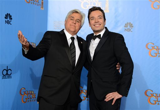 CONFIRMED: Leno leaving 'Tonight Show' and Fallon taking over