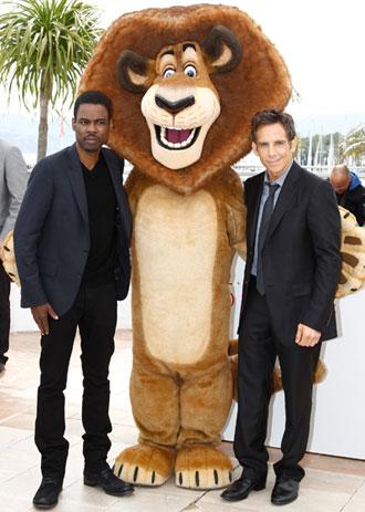 Madagascar 3, Chris Rock, Ben Stiller