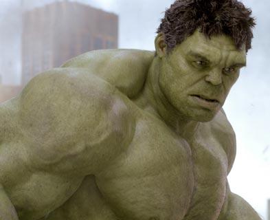 mark ruffalo, the hulk, the avengers