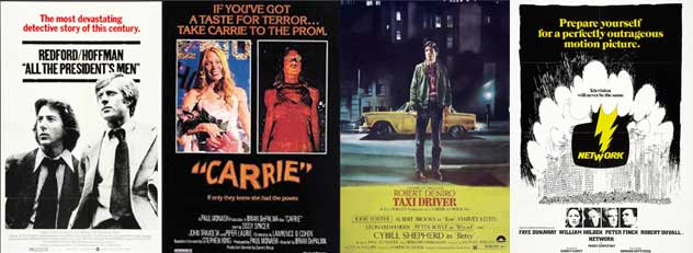 Movies By the Year: 1976