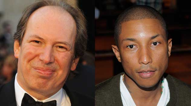 hans zimmer, oscars, pharrell williams