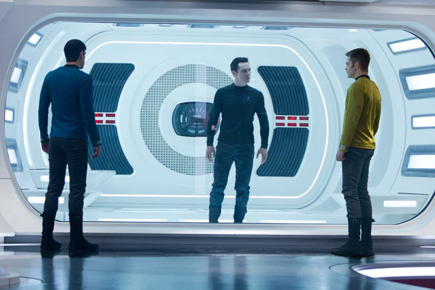 First image from Star Trek Into Darkness arrives! And the villain is...