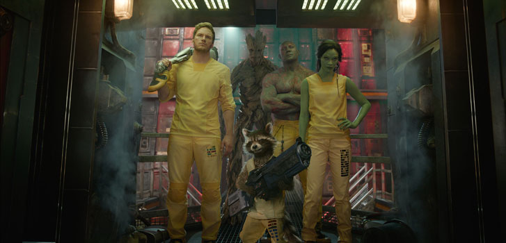 Who's who in the Guardians of the Galaxy