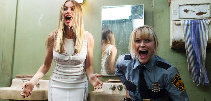 Sofia Vergara, Reese Withersoon, Hot Pursuit, photo