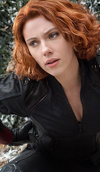 Scarlett Johansson, The Avengers: Age of Ultron, Photo