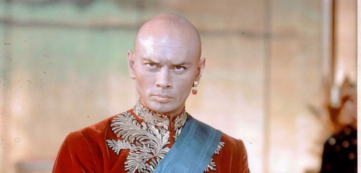 Yul Brynner's royal performance is back with The King and I in the Classic Film Series