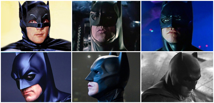 Which actor is the best Batman?
