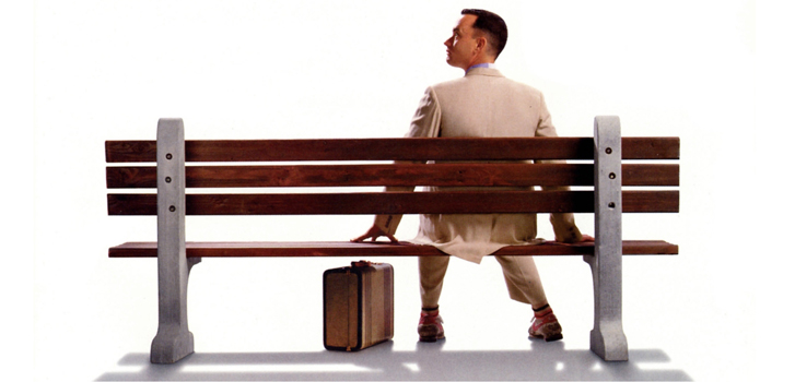 Tom Hanks Forrest Gump photo poster