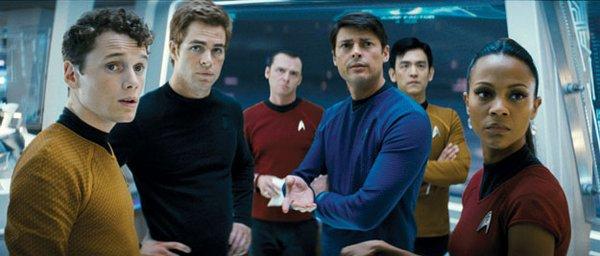 Main cast of Star Trek