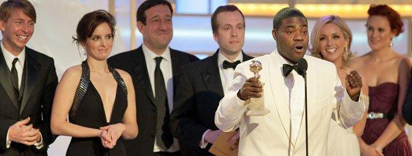 30 Rock Cast at Golden Globes