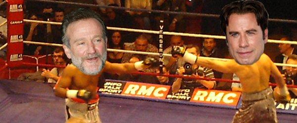 John Travolta ou Robin Williams?