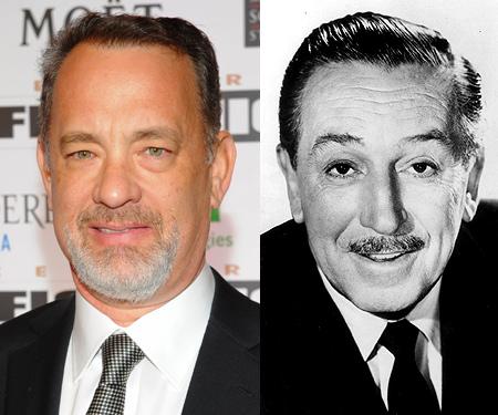 Tom Hanks et Walt Disney