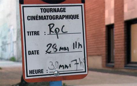 Sur le plateau de tournage de Roche Papier Ciseaux