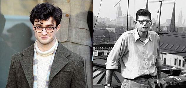 Daniel Radcliffe dans la peau du poète Allen Ginsberg