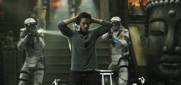 Colin Farrell dans Total Recall
