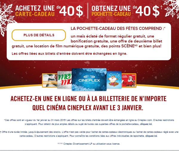 Carte Cadeau Cineplex.Cineplex Com Nouvelles Cineplex Les Cartes Cadeaux Cineplex