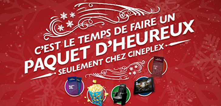 nouvelles cineplex les cartes cadeaux cineplex. Black Bedroom Furniture Sets. Home Design Ideas