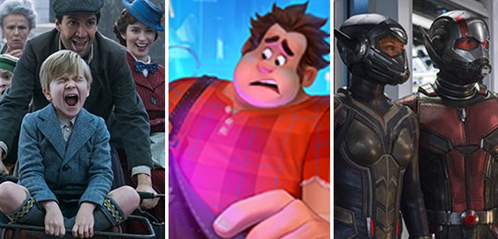 Bandes-annonces: Disney a de la suite dans les idées