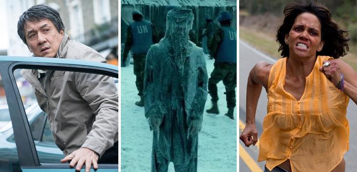 Bandes-annonces: Geostorm, Kidnap, et le prochain film de Jackie Chan